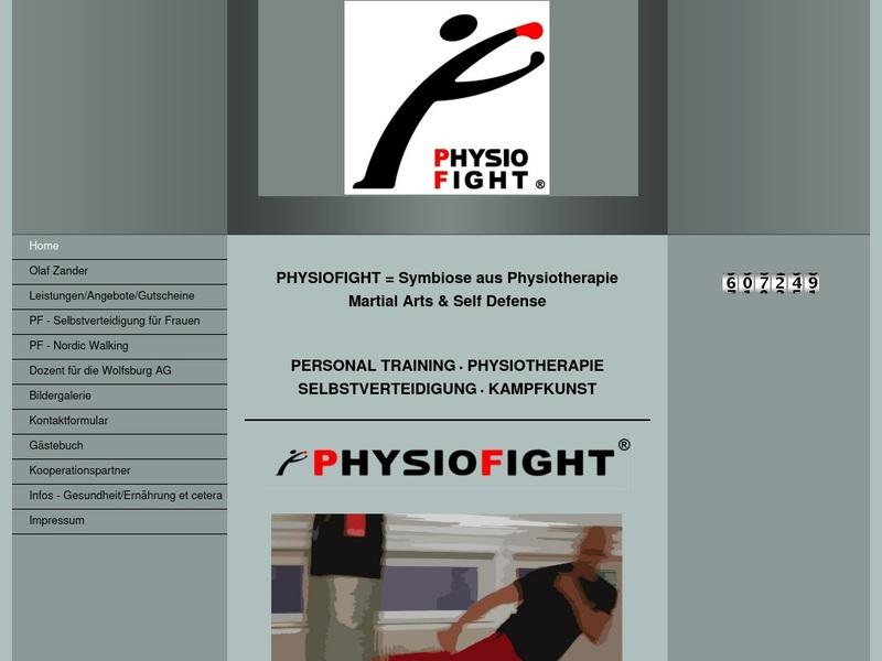 Screenshot von http://www.physiofight.com/